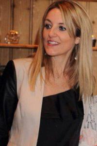 foto sorridente di Monica Ferrarini