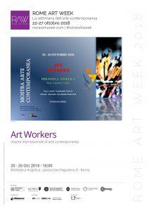 locandina di Rome Art Week